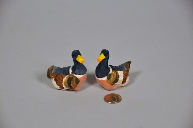 "Duck Mullard Navy Blue 2.5"""