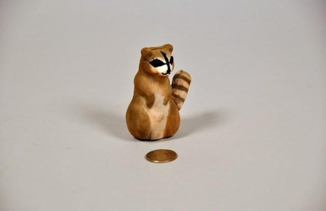 """Raccoon Brown Situp 3"""""""