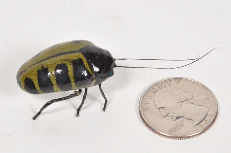 "Beetle Green 1.5"""
