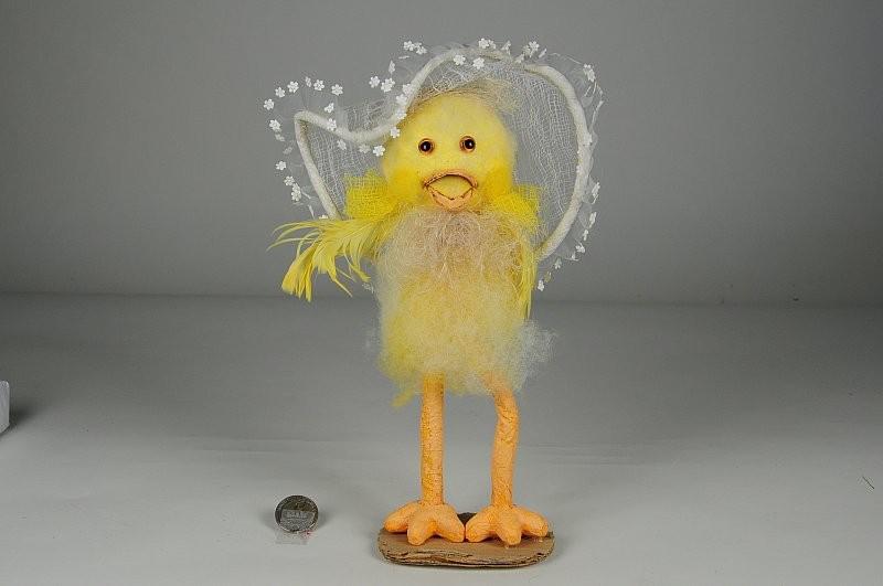 Duck Cartoon Standing