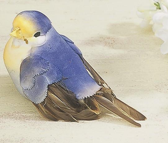 """Bird Lte Blue 3.5"""""""