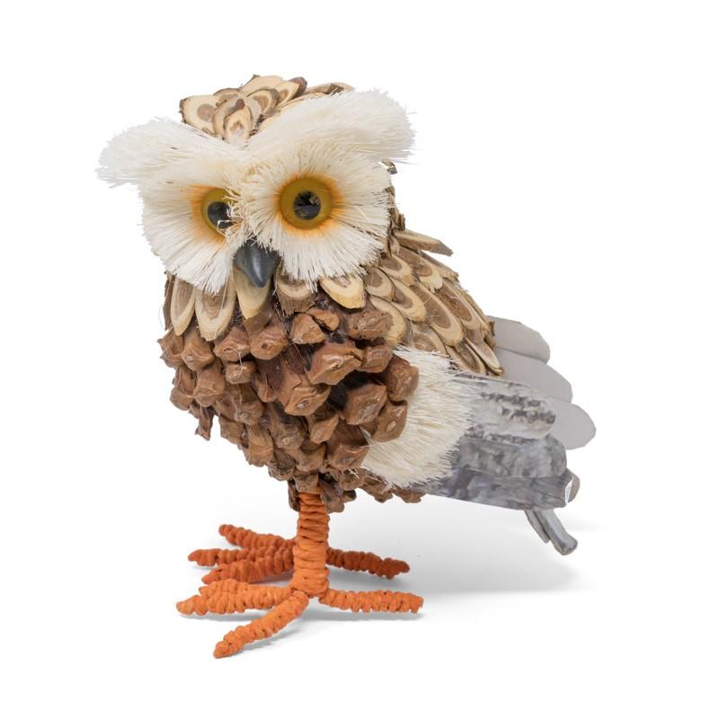 """Owl Moss/Conechip Asst 7"""""""