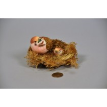 Bird in Nest 2.5""