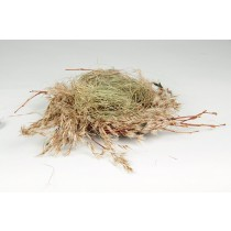 Nest Nat. Wheat/Grn Grass 5""