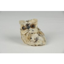 Owl w/Willow 1.5""
