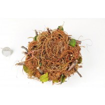 Nest Brown Moss/Leaf/Twig 5""