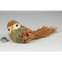 Bird Pinecone 5""