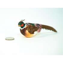 Pheasant Brown/Green 3.5""