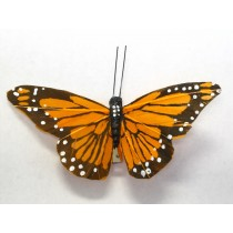 Butterfly Monarch 4""