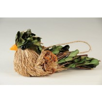"Bird Grass/Leaves 5""L"