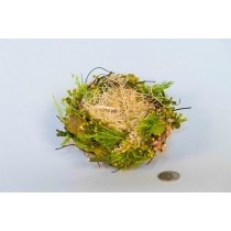 Nest Grn Grass/Breath/Leaf 4.5