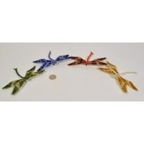 """Dragonfly Beads Asst*4 6"""""""