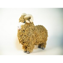 Sheep Jute Brown 13""