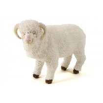 Sheep Beaded 7""