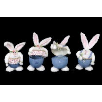 Rabbit Container (Set/2) 8""