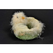 Chick Feather Container 3""
