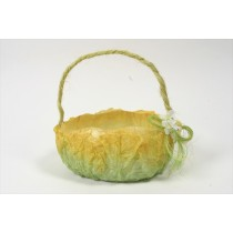 Cabbage Basket Oval 7.5""