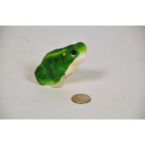 "Frog Green Standing 3"""