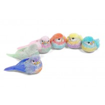 Bird Iridescent Thread Asst 2""