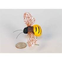 Bee Bumble Blk/Ylw 1.75""