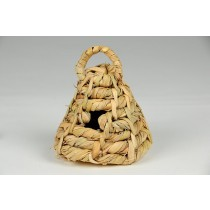 Bee Hive Nat. Straw Rope 3""