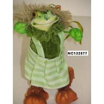 Frog Green w/Skirt