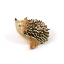 Hedgehog Nat. Seed/Jute Head Up 6""
