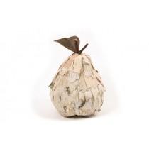 """Pear Nat. Birch Bark 5"""""""