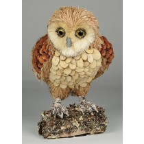 """Owl Woodchip on Stand 10"""""""