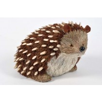 Hedgehog Brown Twig 13""