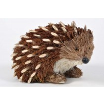 Hedgehog Brown Twig 8""