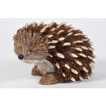 Hedgehog Brown Moss/Twig 6""