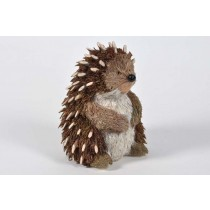 Hedgehog Brown Moss/Twig Situp 8""