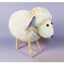 Sheep, White Twine 20""