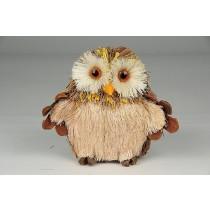 """Owl Grass Cone 4"""""""