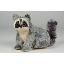 "Raccoon Grey Jute 5"""