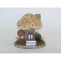 """Mushroom House Nat. Cattail 7"""""""