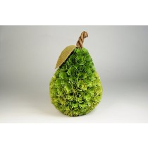 Pear Lte Green Woodchip 9.5""