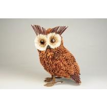 """Owl Pinecone 9"""""""