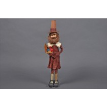 Pilgrim Brown Husk Male 16""