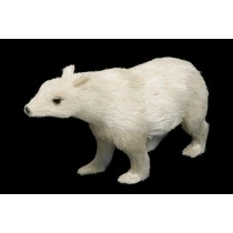 Polar Bear White Jute Standing 6""