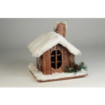 """House Snow Bean Pod 6"""""""