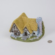 "Cottage w/Stone/Chimney 5""x 8"""