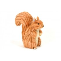 Squirrel Orange/Brn Grass 6""