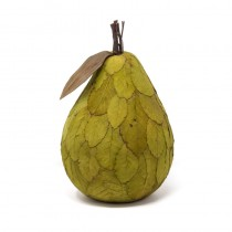 Pear Lte Green Leaf 14""