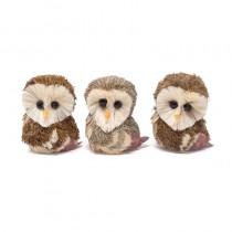 """Owl Barn Grass Asst*3  4"""""""