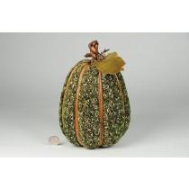 """Pumpkin Green Leaf Bundling Set/4 (6"""", 8"""", 9"""")"""