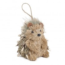Hedgehog Brown/Grn Grass w/Hanger 3.5""