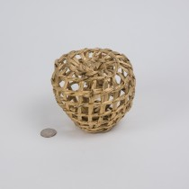 Apple Gold Woven 5""