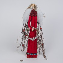 Angel w/Cloth/Twig 18""